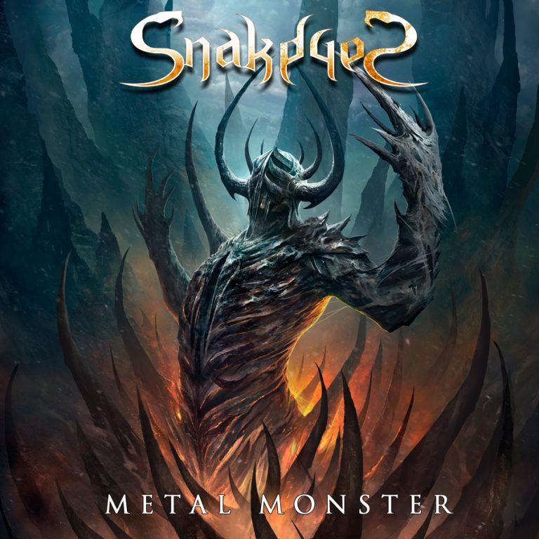 SNAKEYES – Metal Monster