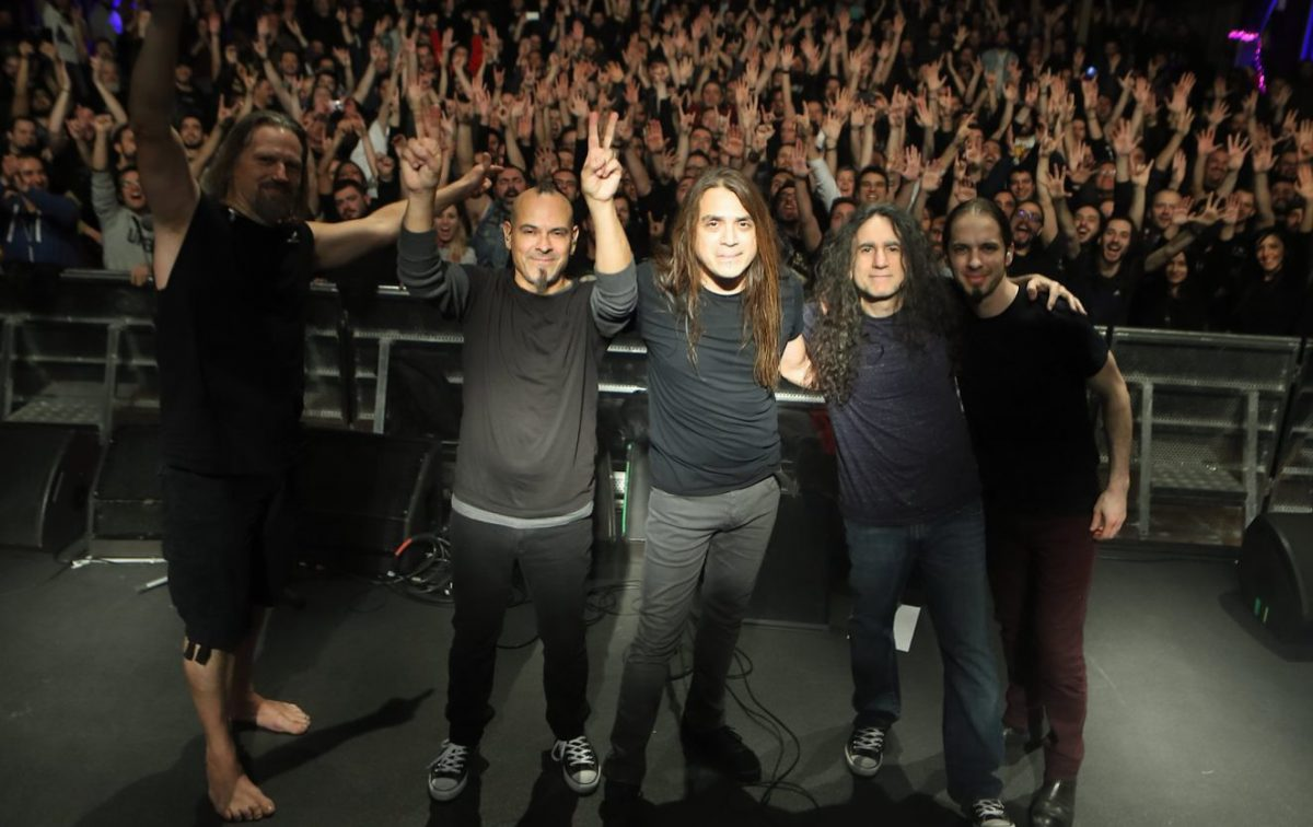 Fates Warning live 2018
