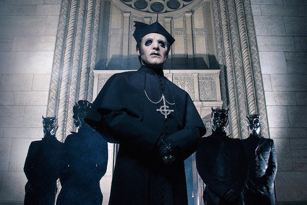 Ghost BC in 2018