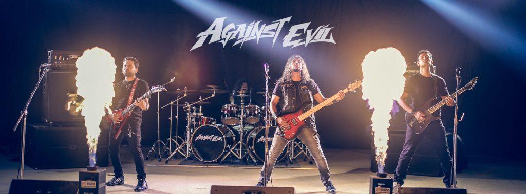 Against Evil 2018