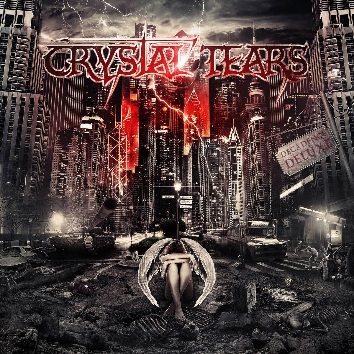 Crystal Tears - Decadence Deluxe