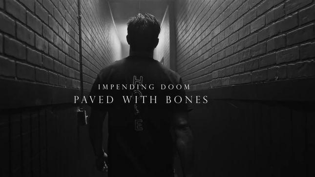 "IMPENDING DOOM: Premier ""Paved With Bones"" Music Video | Forgotten"