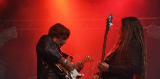Jack Starr's Burning Starr live 2018