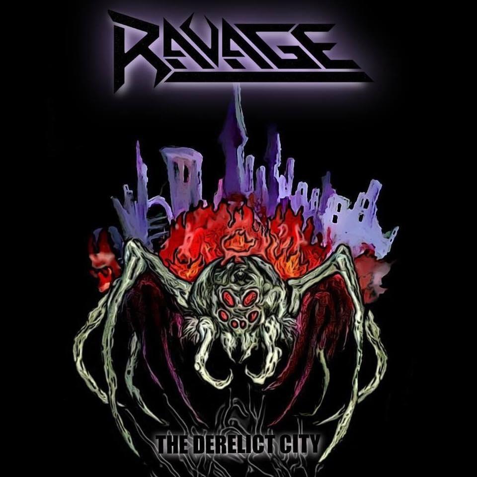 Ravage - The Derelict City
