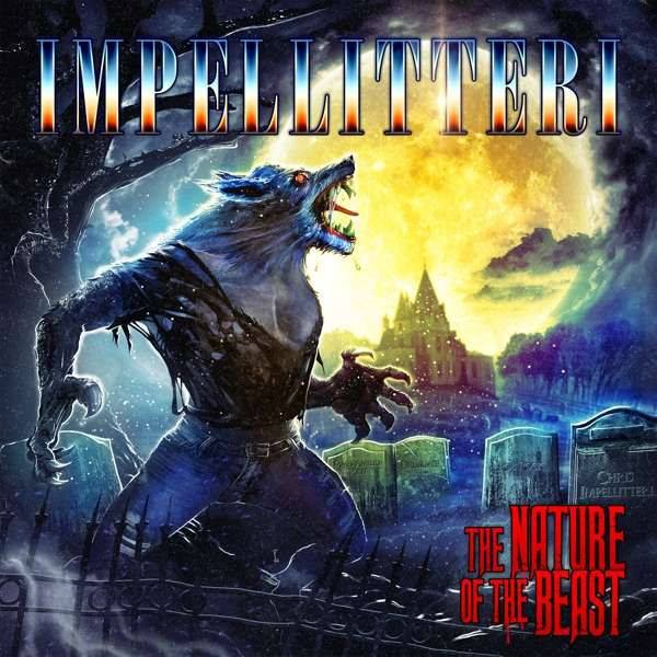 Chris Impellitteri - The Nature Of The Beast