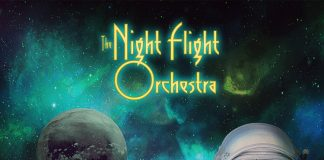 The Night Flight Orchestra - Sometimes-The-World Ain't Enough Artwork