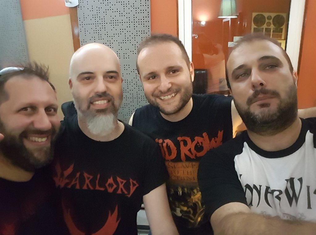 Achelous with Pavlandis (Reflection) and Mazarakis (Innerwish)