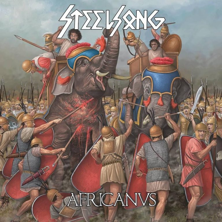 STEELSONG – Africanvs