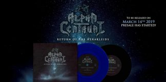 Alpha Centauri - Return of the Herakleids