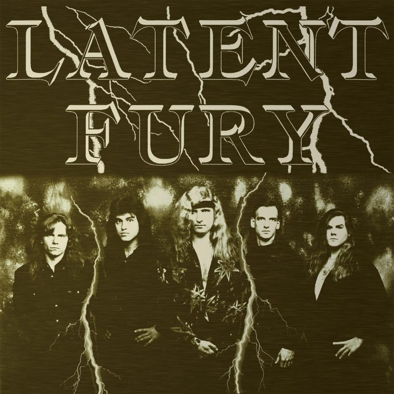 LATENT FURY / ION VEIN – Demo 1991 / Beyond Tomorrow