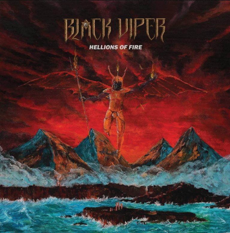 BLACK VIPER – Hellions of Fire