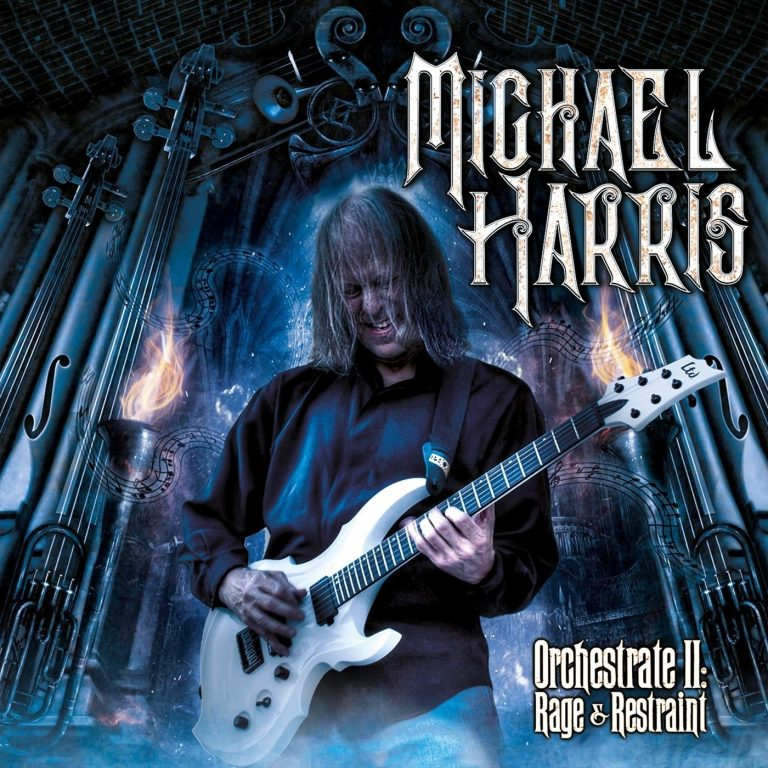 MICHAEL HARRIS – Orchestrate II: Rage & Restraint