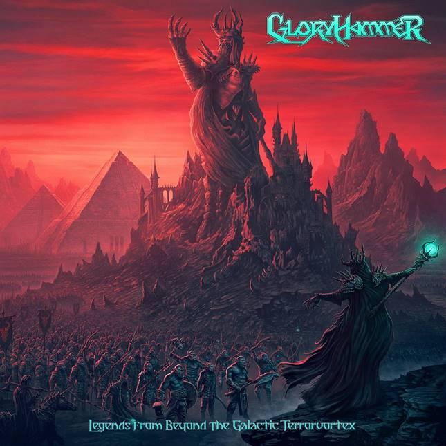 GLORYHAMMER – Legends from Beyond the Galactic Terrorvortex
