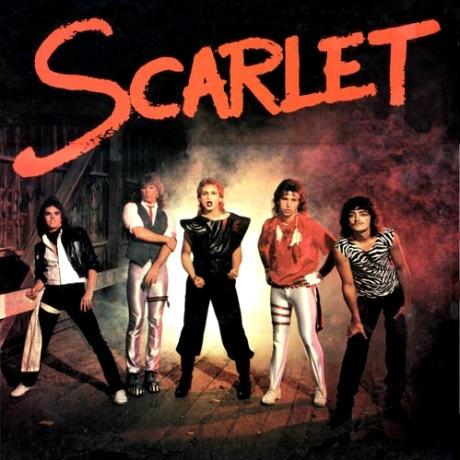 SCARLET – Scarlet